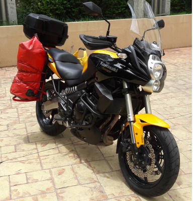 Kawasaki Versys 650 Thailand Classified Ads By Bahtlist Com