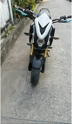 Honda MSX - Thailand Classified Ads By Bahtlist com